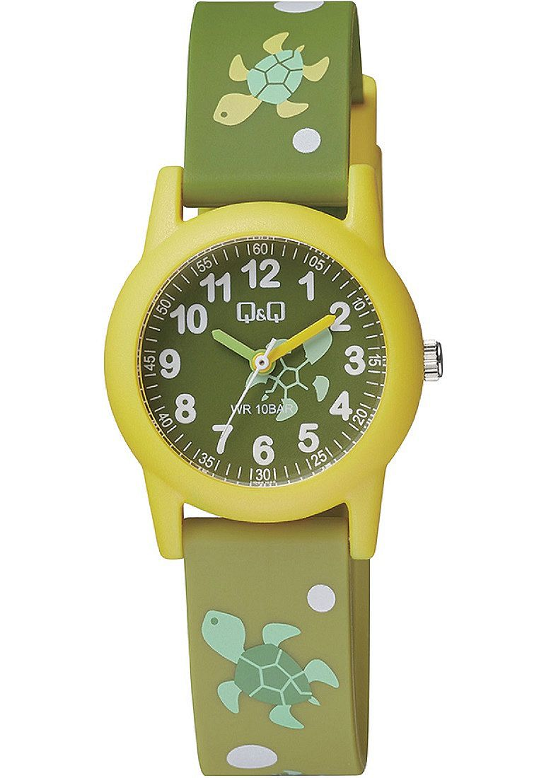 Q&Q QQ QNQ WATCH ORIGINAL VR99J008Y