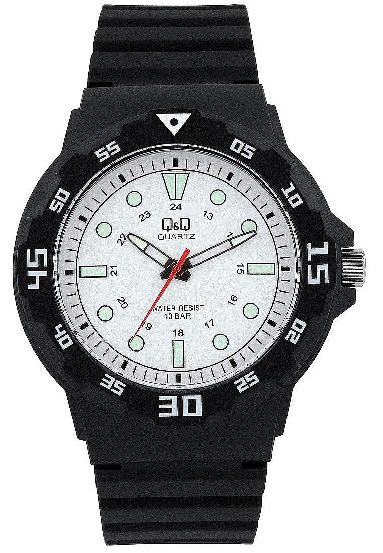 Q&Q QQ QNQ WATCH ORIGINAL VR18J004Y